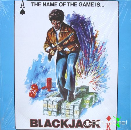 Jack Ashford  Robert White - The Name Of The Game Is...Blackjack