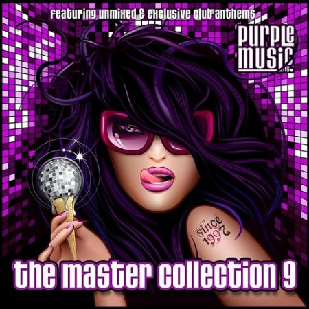 Purple Music The Master Collection 9 (2013)