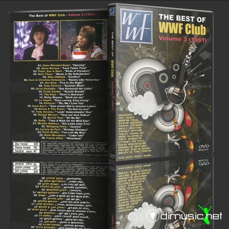 VA- The Best Of WWF Club Vol.3 1981 (2010) DVD5 + AVI