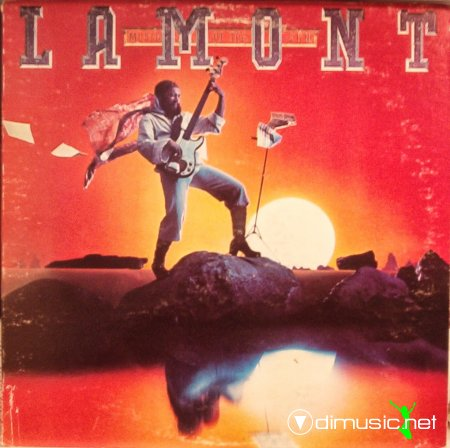 Lamont Johnson - Music of the sun (1978)