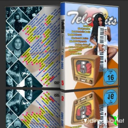 VA - TeleHits German TV Vol 5, 1976-2003 (2013) DVD5 + AVI