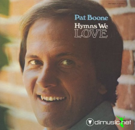 PAT BOONE - Hymns We Love (Word WST-8664)