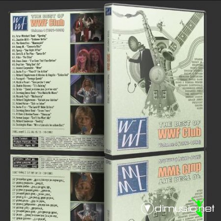 VA- The Best Of WWF Club Vol.4 1981 - 1982 (2010) DVD5 + AVI