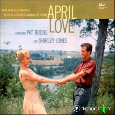 PAT BOONE and SHIRLEY JONES - April Love (Dot DLP - 9000)