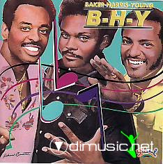 Baker-Harris-Young* - B-H-Y (CD, Album)