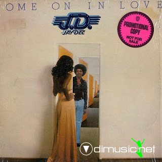 Jay Dee - Come On In Love   1974 LP (Prod Barry White)