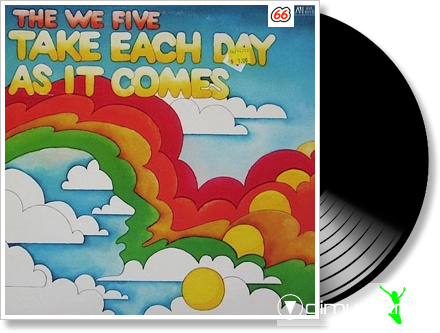 We Five - Take Each Day As It Comes [1977, Vinyl]