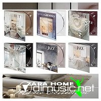 Various - Zara Home Music Collection (2012) x6CD