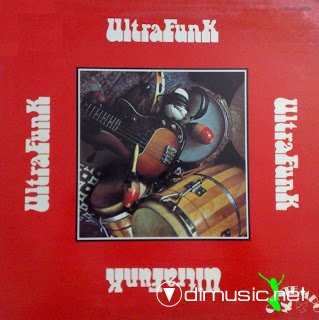 Ultrafunk ‎- Ultrafunk (1975) LP