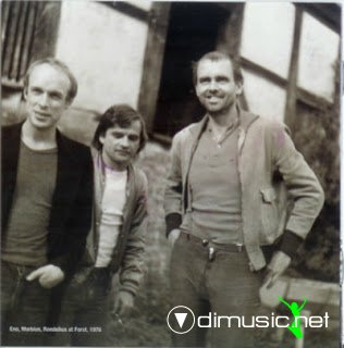 CLUSTER & ENO - PARIS, NOVEMBER 1977, UNRELEASED, GERMANY/UK