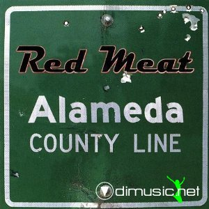 Red Meat - Alameda County Line CD Album