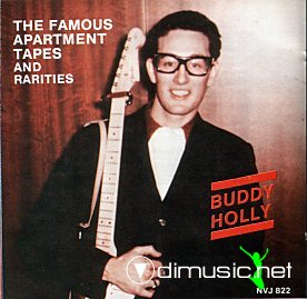 Buddy Holly - The Famous Apartment Tapes and Rarities