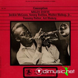 Miles Davis - Conception (Vinyl, LP, Album)  (1951)