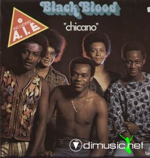 Black Blood - Chicano (Vinyl, LP, Album) 1976