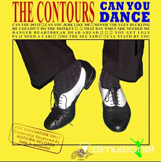 The Contours - Can You Dance