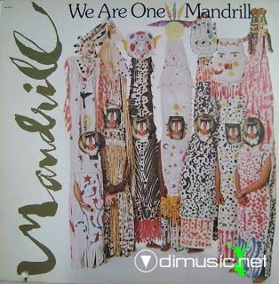 MANDRILL - WE ARE ONE (1978)