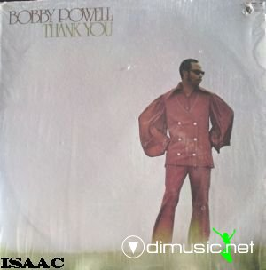Bobby Powell - Thank You (Vinyl, LP, Album) 1973