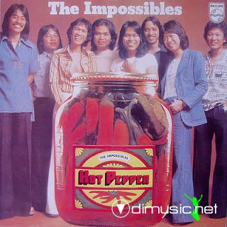 The Impossibles (3) - Hot Pepper (Vinyl, LP, Album)