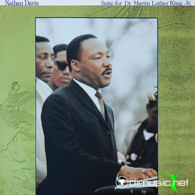 Nathan Davis - Suite for Dr. Martin Luther King Jr. (1977) LP