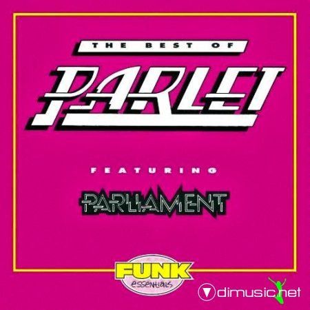 Parlet - The best of (1994) CD
