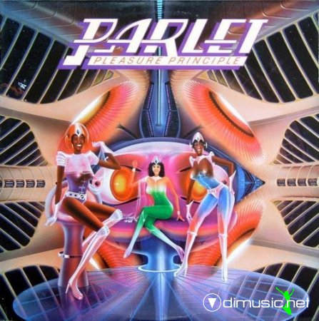 Parlet - Pleasure Principle (Vinyl, LP, Album)