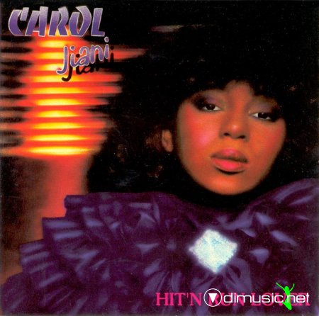 Carol Jiani - Hit 'N Run Lover (CD) (1994)