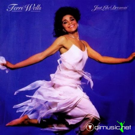 Terri Wells - Just Like Dreamin' (CD, Album) (1996)