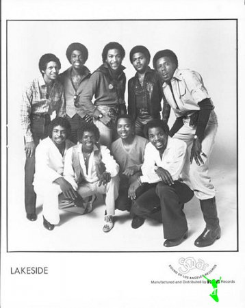 Lakeside  (band) - Discography (1977 - 2007)