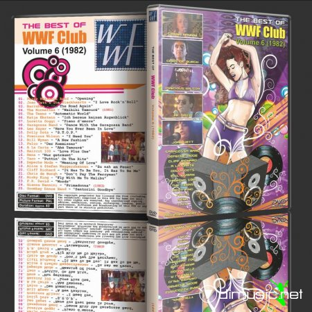 VA- The Best Of WWF Club Vol.6 1982 (2011) DVD5 + AVI