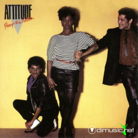 Attitude - Pump The Nation (Vinyl, LP, Album)