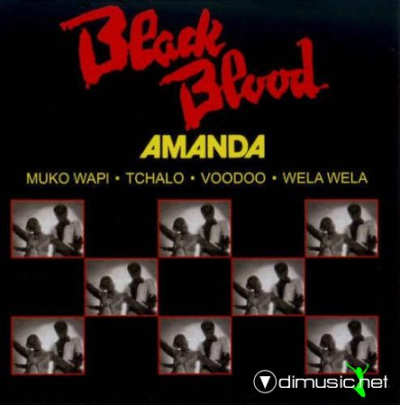 Black Blood - Amanda (1976)