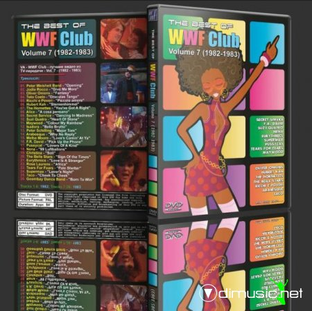 VA- The Best Of WWF Club Vol.7 1982 - 1983 (DVD5 + AVI)