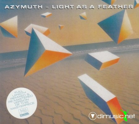 Cover Album of Azymuth - Light as a feather (1979)