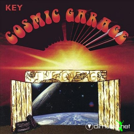 Key Frances - Cosmic Garage (2007)
