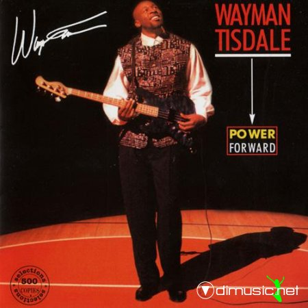 Wayman Tisdale - Power forward (1995) CD