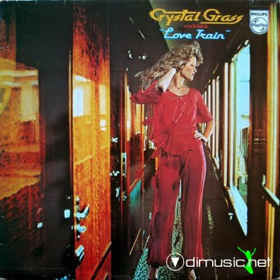Crystal Grass with Kristi B. - Love train (1978)