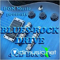 Blues-Rock Drive (4CD)