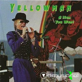 Yellowman - A Man You Want CD Album