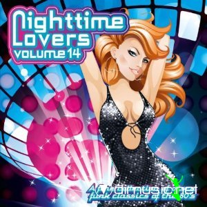 NIGHTTIME LOVERS - COLLECTORS BOX VOL 1-16
