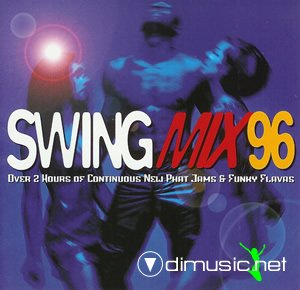 V.A. - Swing Mix 96 - Double CD