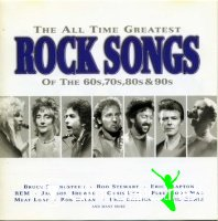 The All Time Greatest Rock Songs Of The 60s, 70s, 80s And 90s (2CD) (1997)