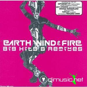 Earth Wind & Fire - Big Hits & Remixes (1999)
