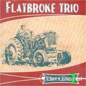 Flatbroke Trio - Dust And Diesel CD Album