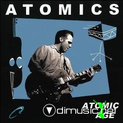 Atomics - Atomic Age (1999) Rare Rockabilly