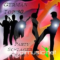 German Top 30 - Party Schlager Charts - 08 Juli