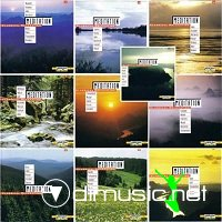 Meditation - Classical Relaxation Vol. 1-10 (10CD Box) (2002)