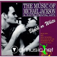 The Twilight Orchestra - The Music of Michael Jackson (16 Instrumental Hits) (1994)