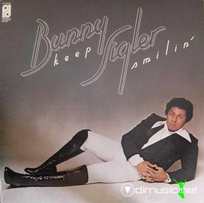 Bunny Sigler - Keep Smilin' LP - 1975