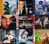 Robbie Williams – Albums Collection (13CD)