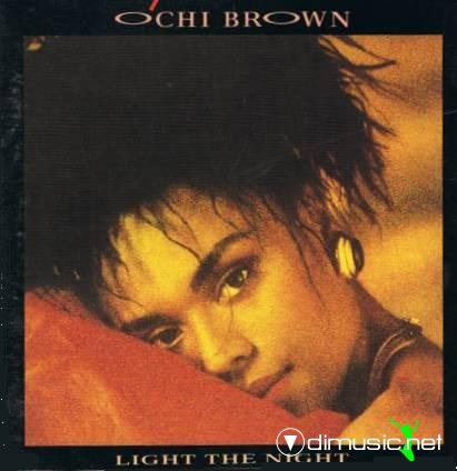 O'Chi Brown - Light The Night (Vinyl, LP, Album)